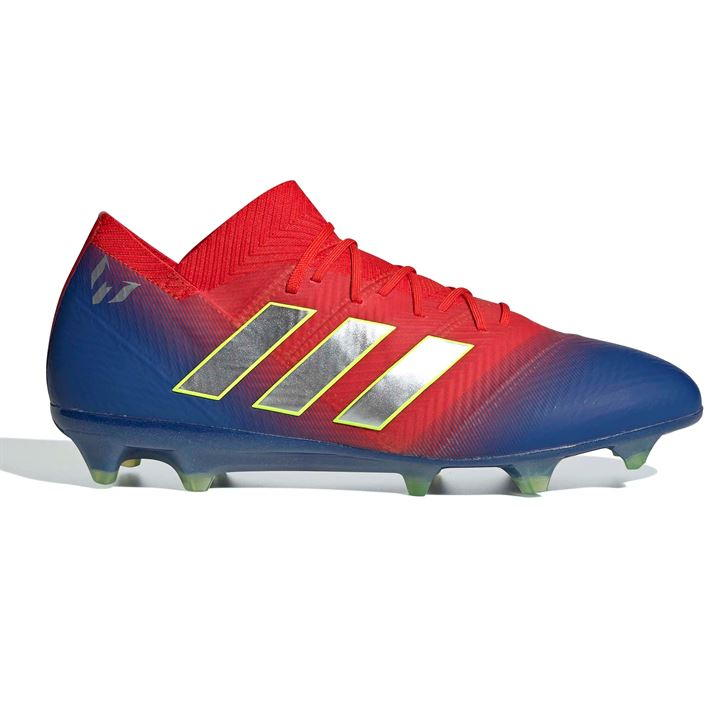 37ec00fed30d Lionel Messi s Nemeziz shoes are the hottest new football boots on the  market. Adult size cost €215.99 while Kids size retail for €101.99.