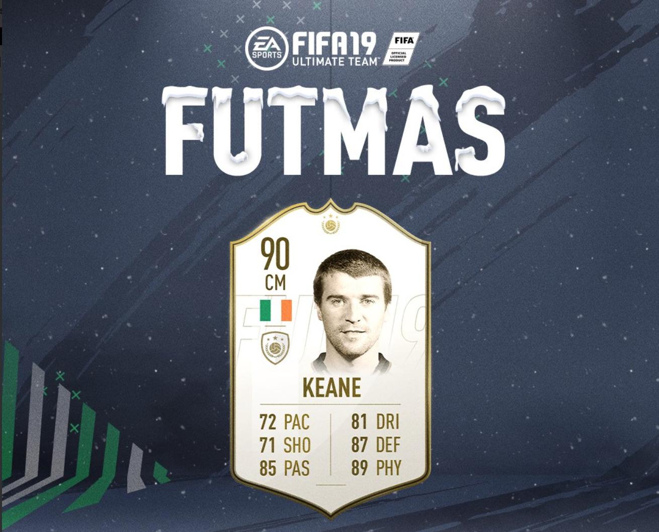FIFA 19 FUTMAS Day 6: FUTMAS Rewards & futmas SBCs Revealed
