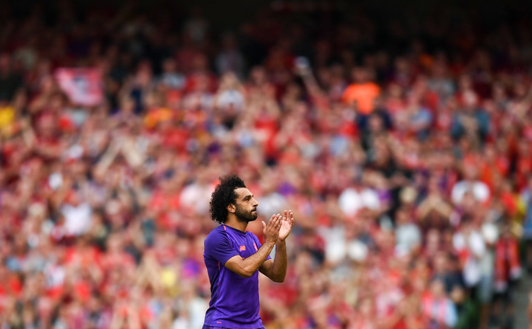 Mohamed Salah retains CAF Player of the Year gong