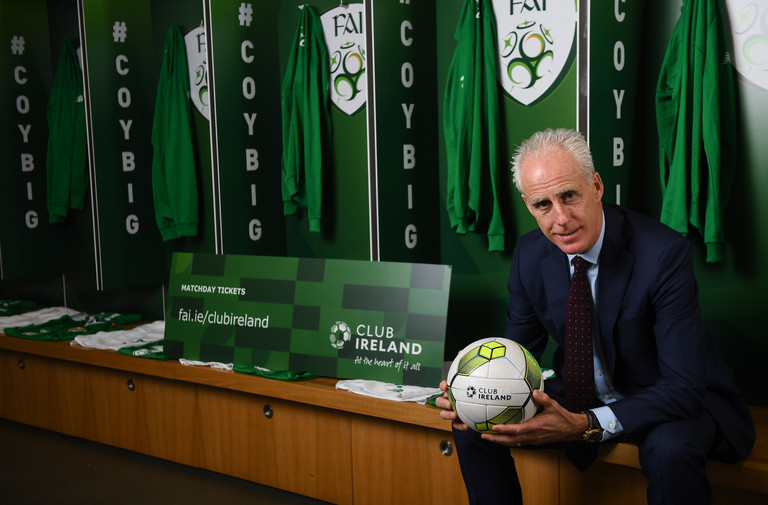 Mick McCarthy admits he was 'curt' with Declan Rice