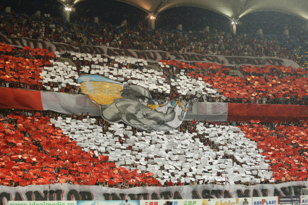Dinamo Bucharest, Sean McDermott