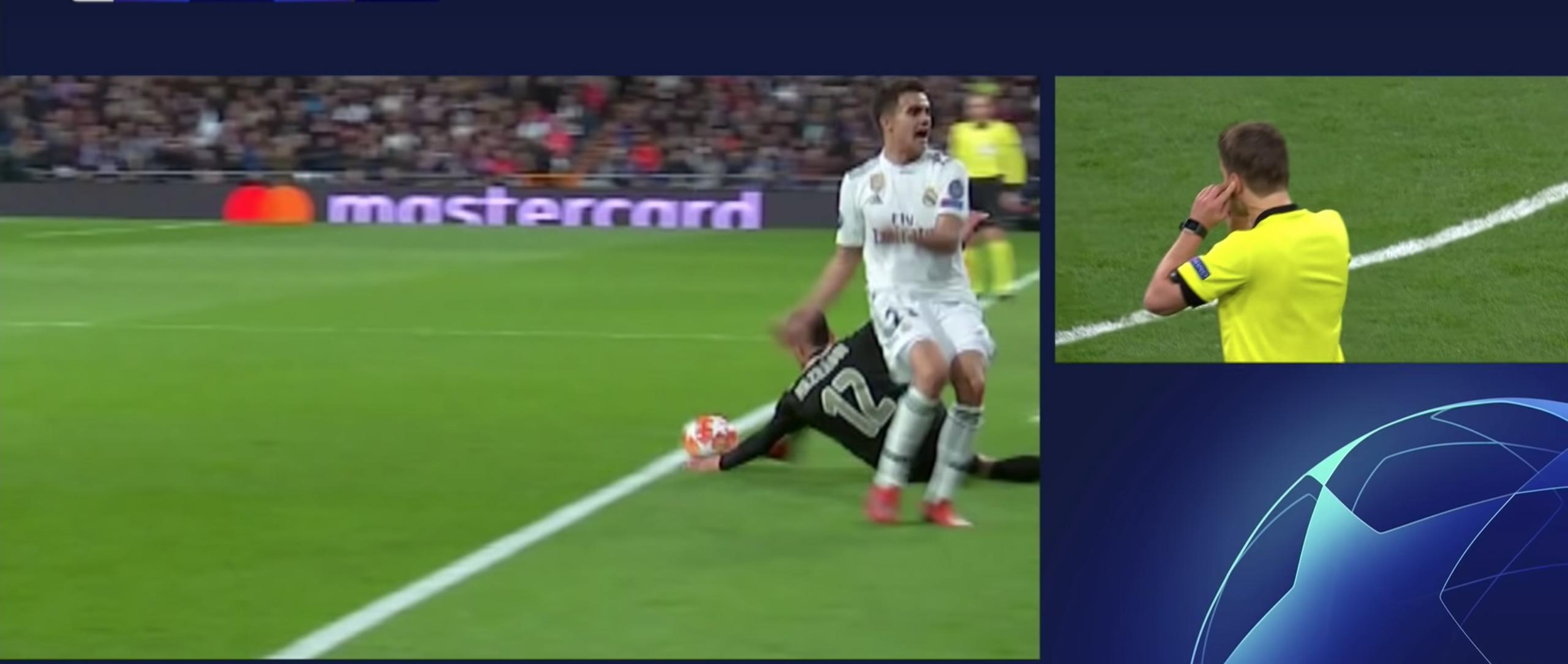 UEFA, VAR