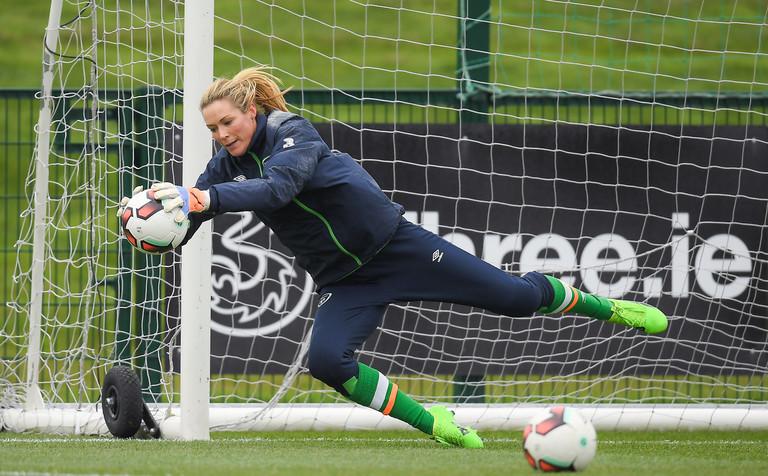 Emma Byrne Training
