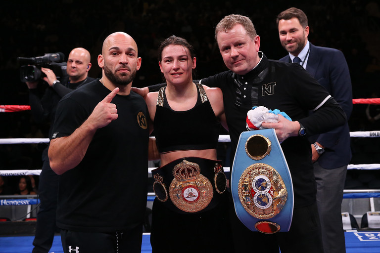 Katie Taylor to face WBO champion Rose Volante in Philadelphia