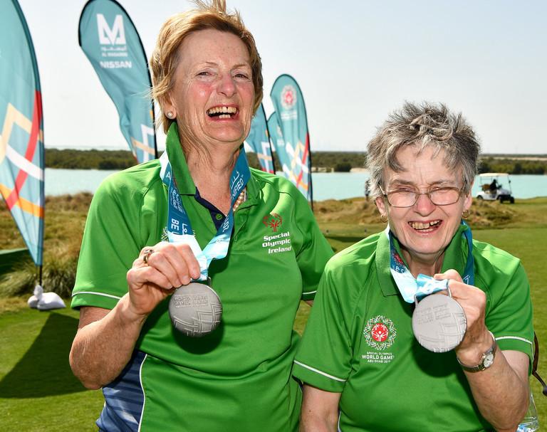 Mairead Maroney, Special Olympics, Team Ireland