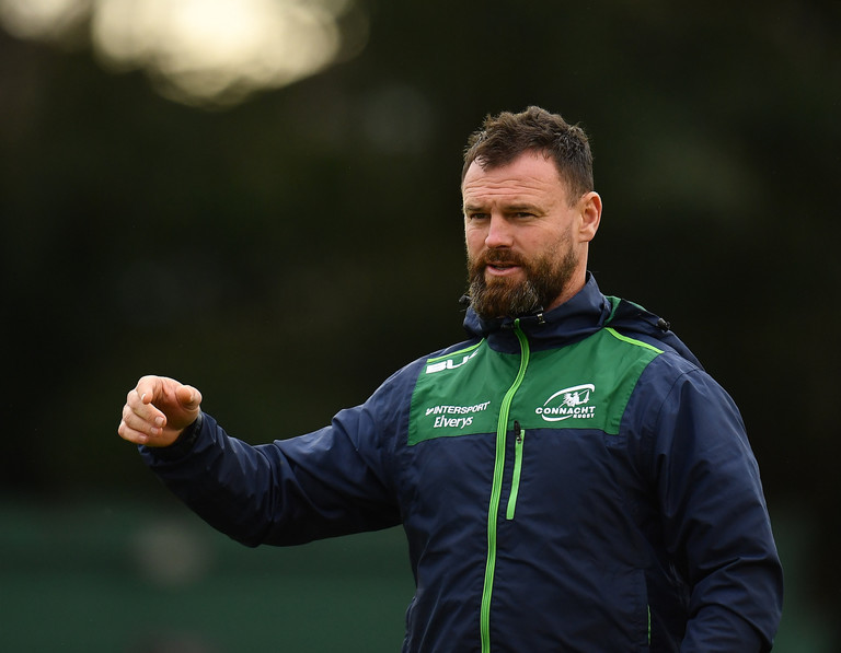 ireland attack coach