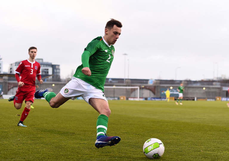 Lee O'Connor, Irish Prospects, Premier League 2