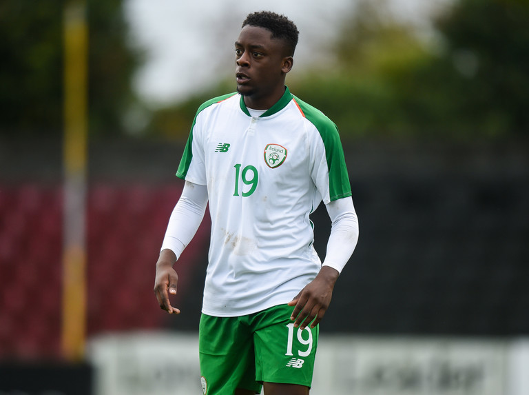Jonathan Afolabi, Irish Prospects, Premier League 2
