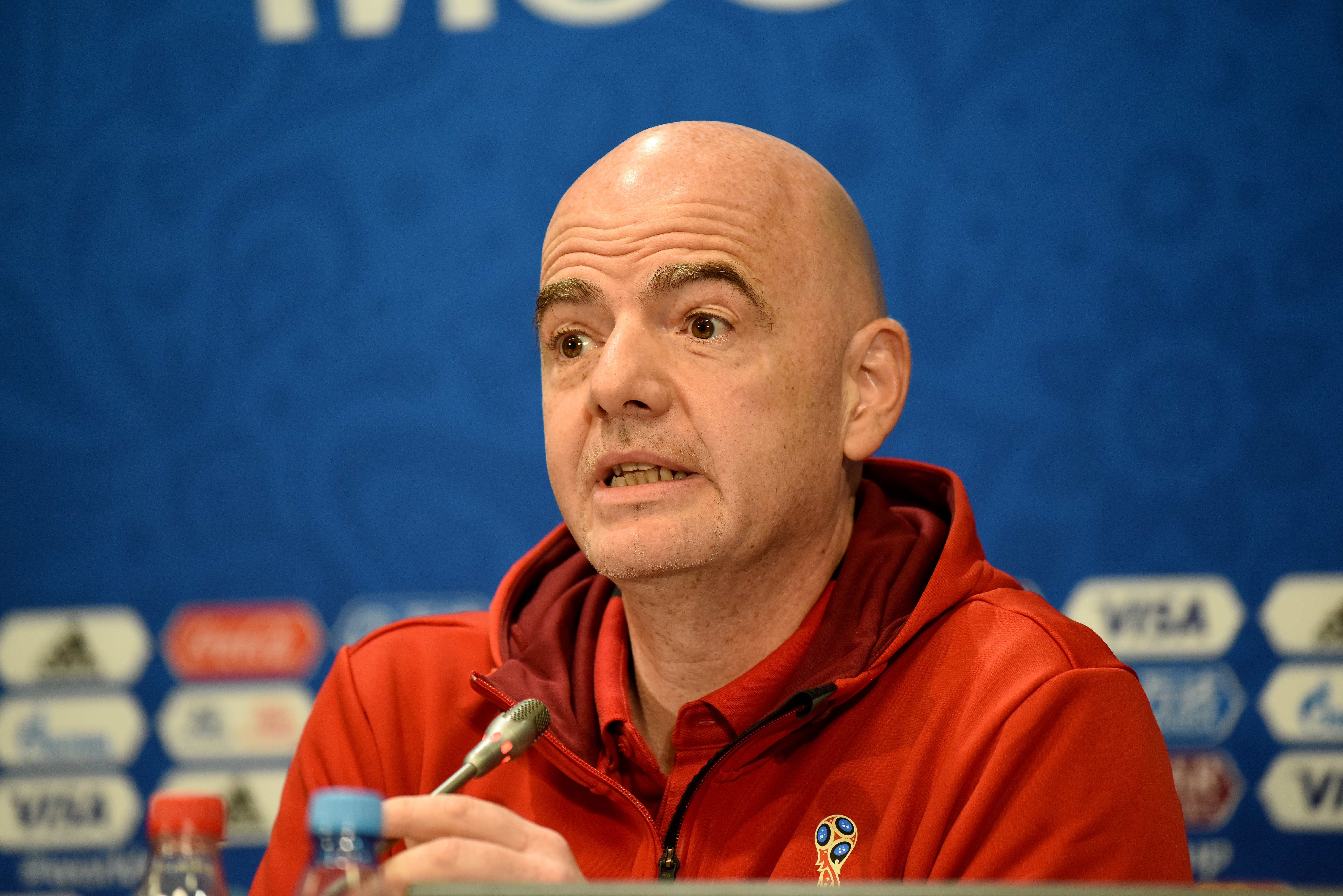 Gianni Infantino, Qatar World Cup