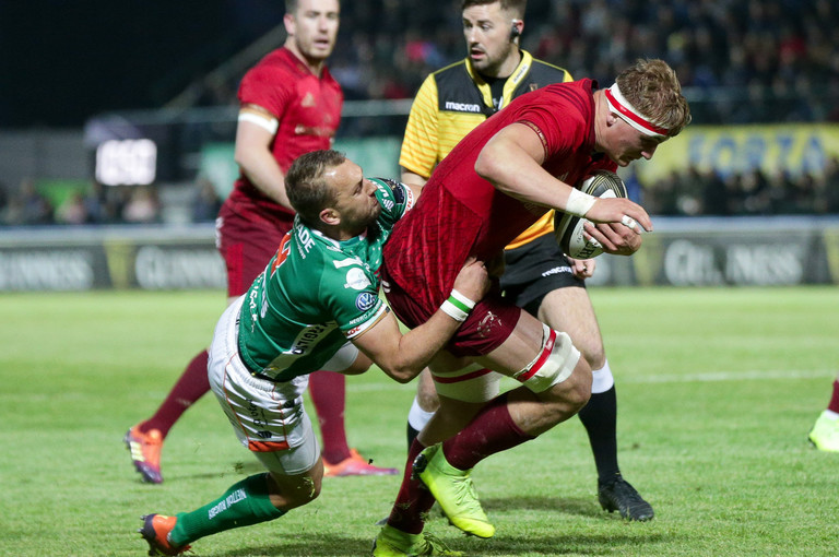 a6066c02e14 Where To Watch Munster Vs Benetton? TV Details For The Pro14 Quarter ...