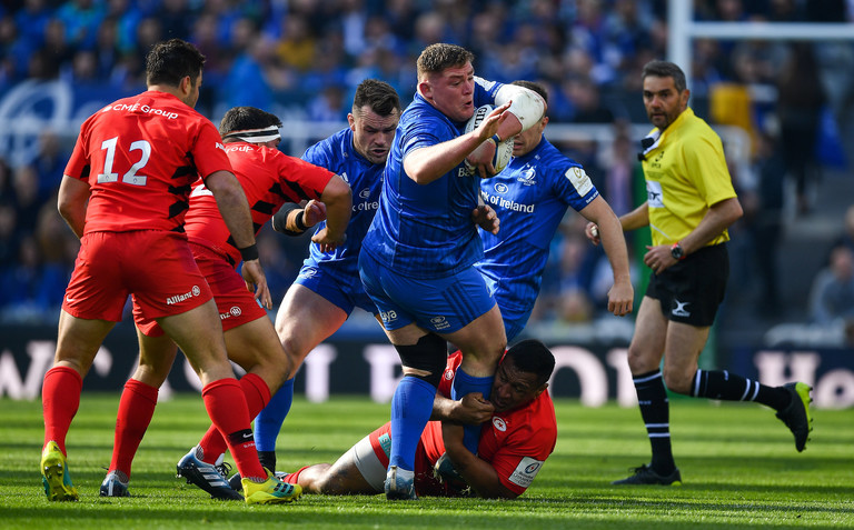 'He did talking on pitch': Saracens coach hails Vunipola in Euro triumph