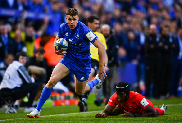 Saracens rule Europe again after powering past Leinster