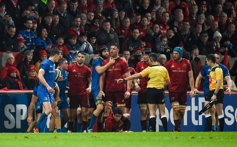 where to watch leinster vs munster