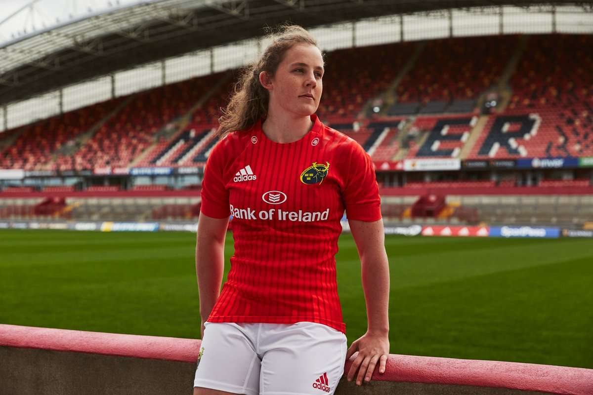 78e1107df5b Munster Unveil New Home And Alternate Jerseys For 2019/20   Balls.ie