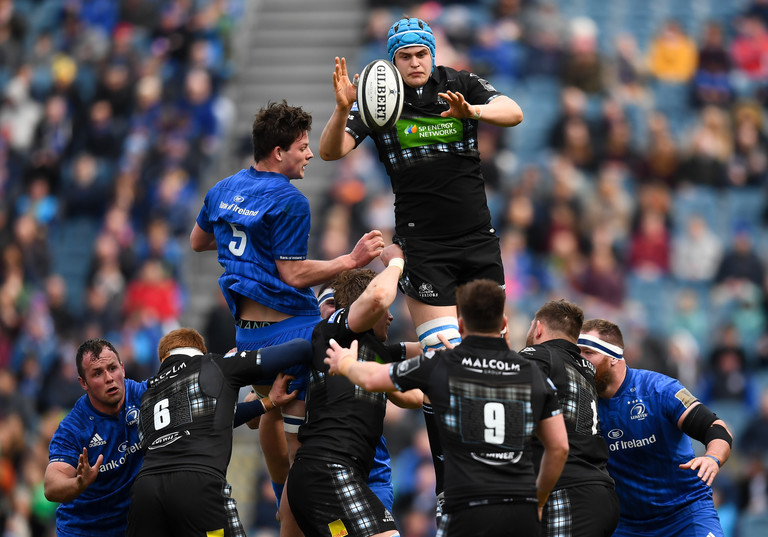 where to watch glasgow vs leinster