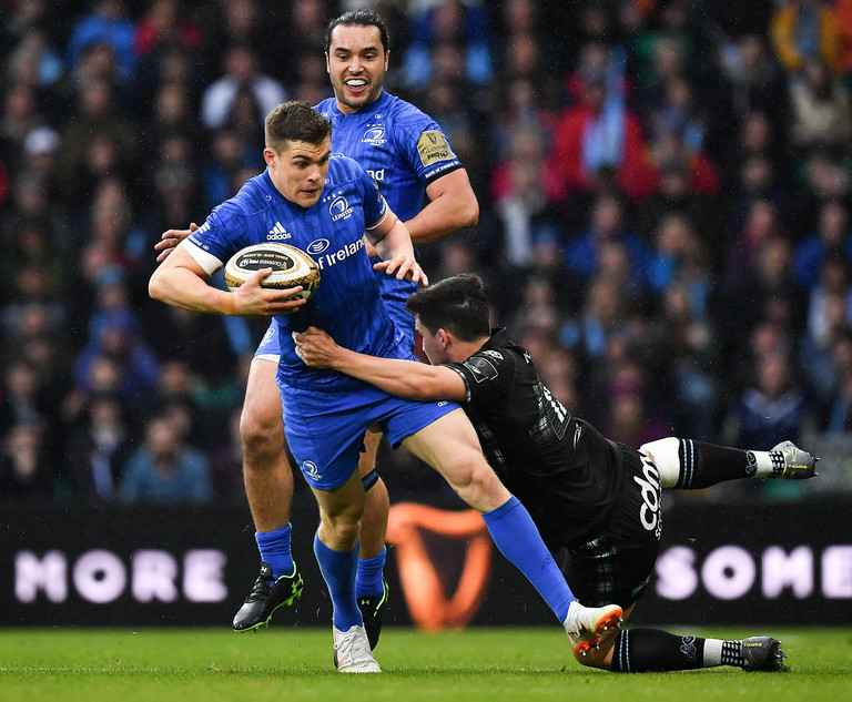 leinster player ratings