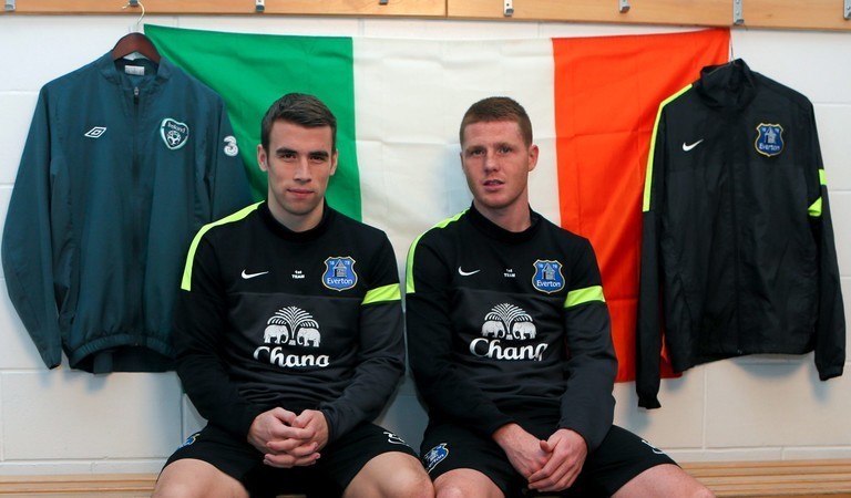 irish players transfer