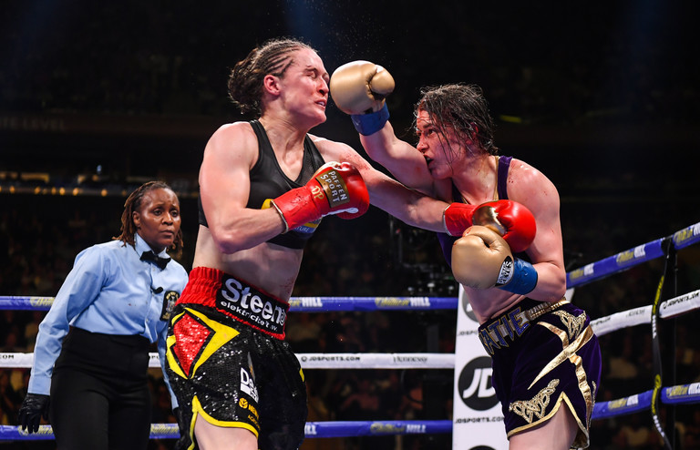 katie taylor rematch