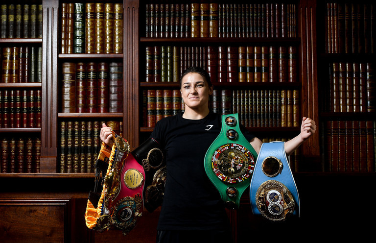 katie taylor shane ross