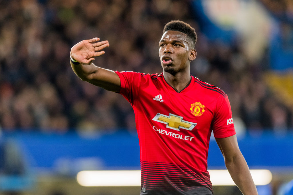 Manchester United board angered by Paul Pogba comments
