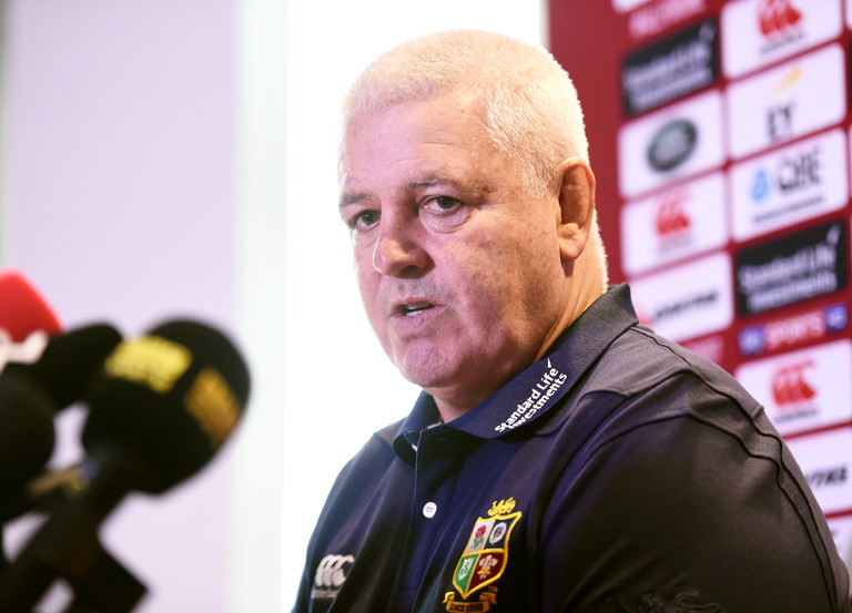 Warren Gatland Signs Four-Year Deal With Gallagher Chiefs