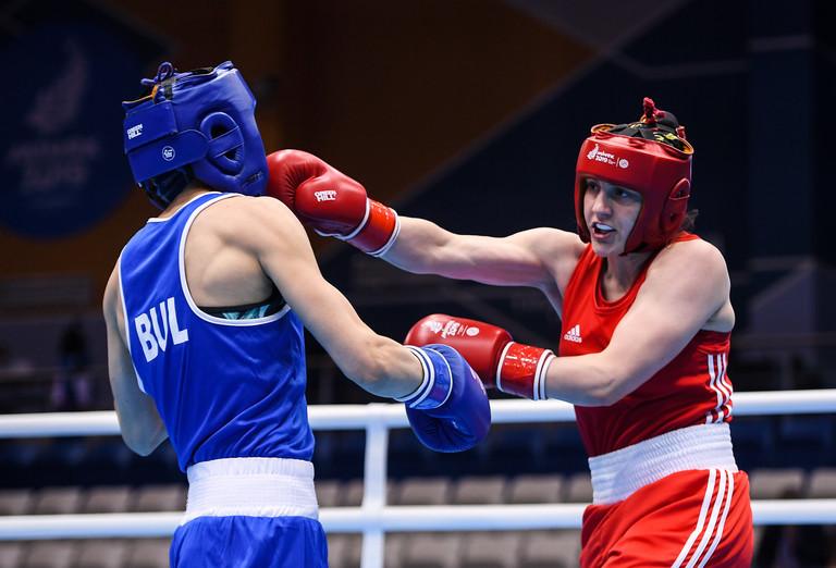Heartbreak for Michaela Walsh As Split Decision Result Means Silver Medal Finish
