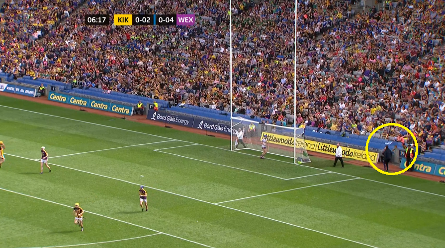 wexford puck-outs