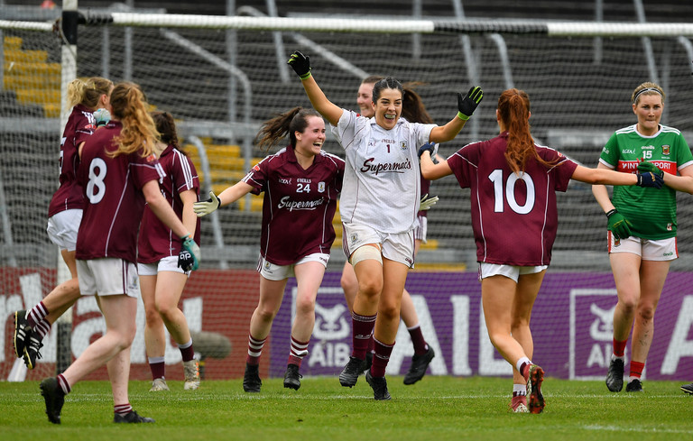 Galway three-in-a-row