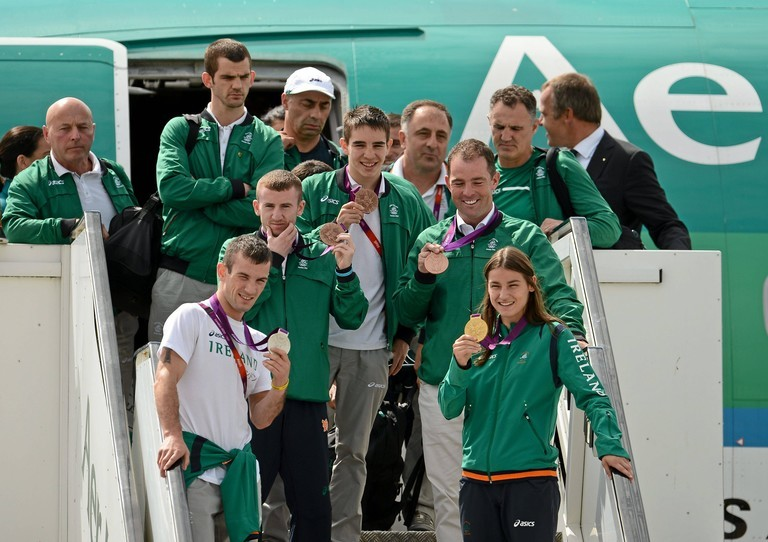 Irish olympics boxing 2012