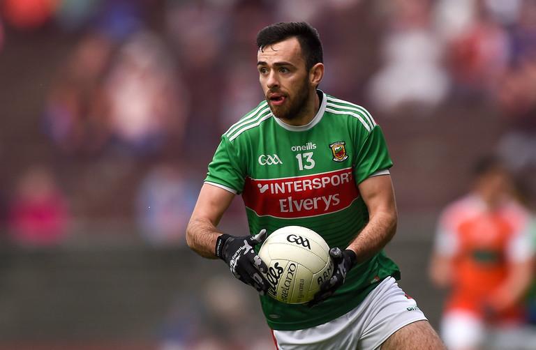 Dublin Mayo starting teams