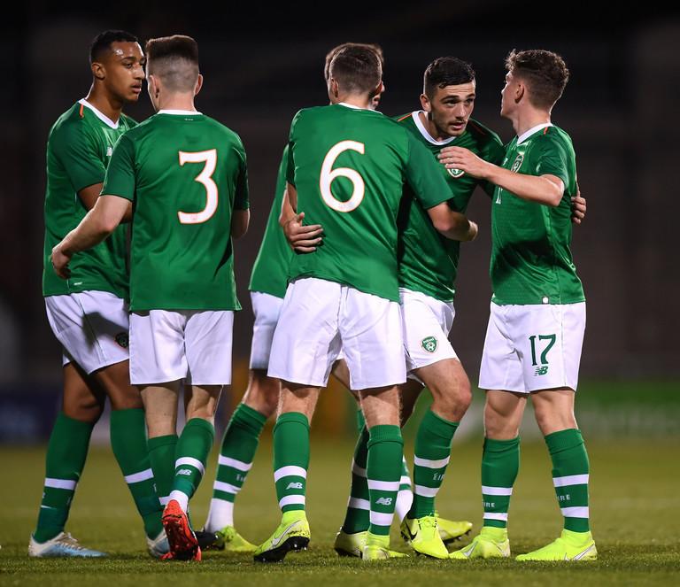 Ireland U21s