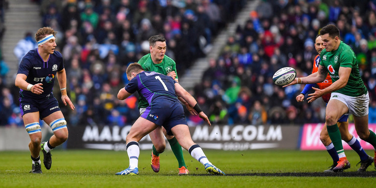 where to watch ireland vs scotland
