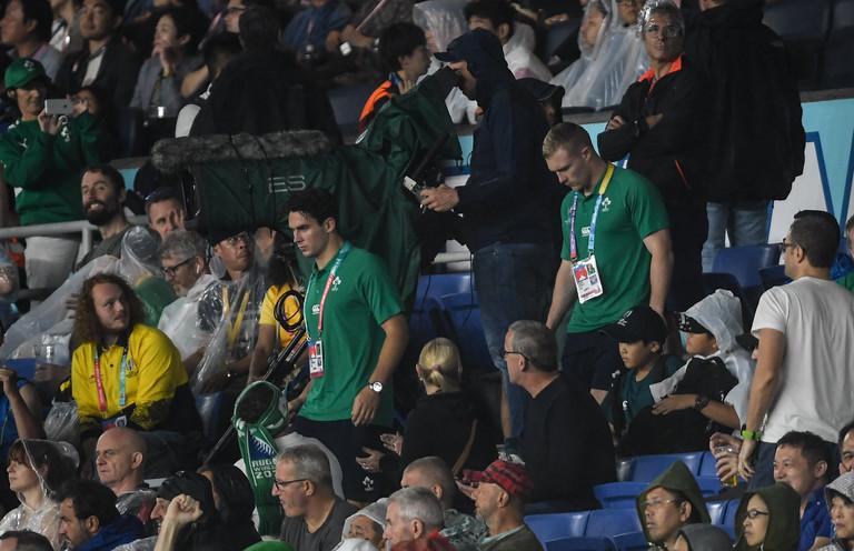 Ireland team Japan