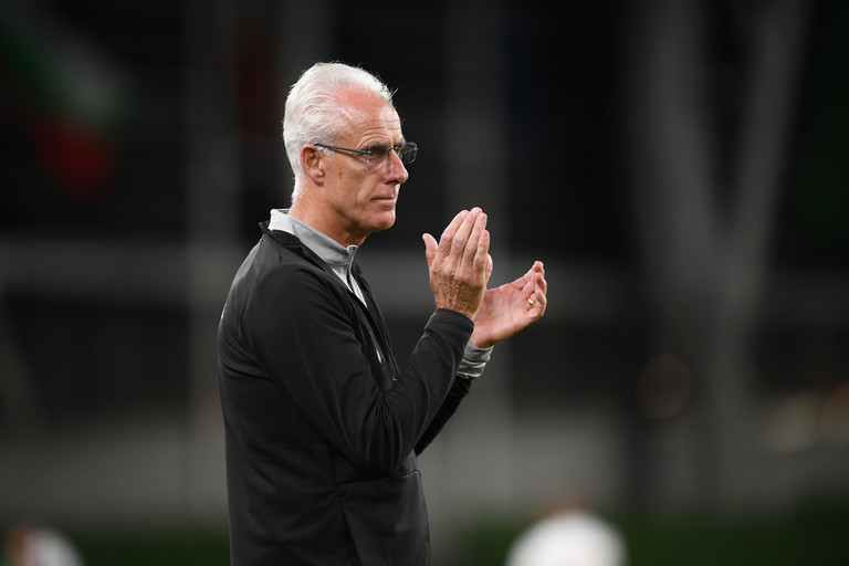 Mick McCarthy on possibility of start for Aaron Connolly