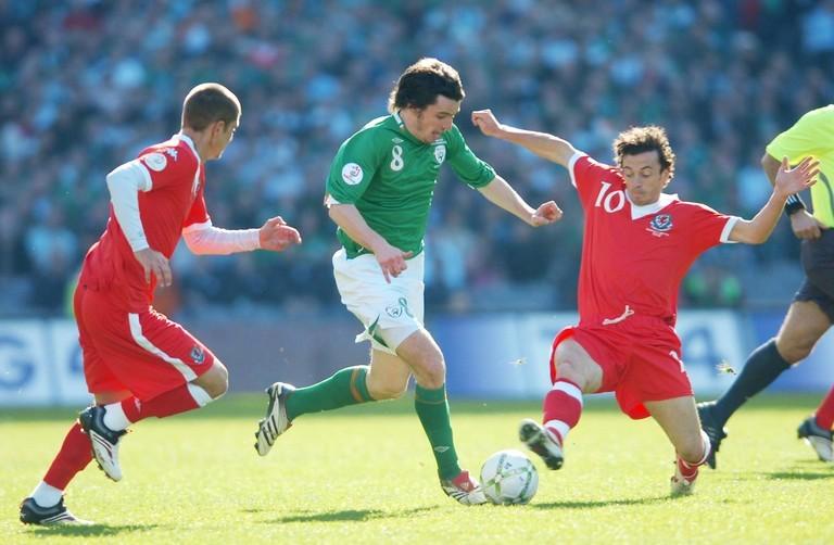 Irish player ratings