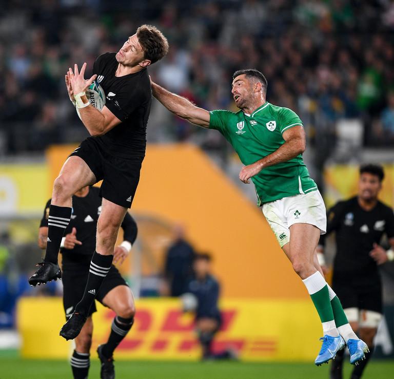 Ireland player ratings new zealand