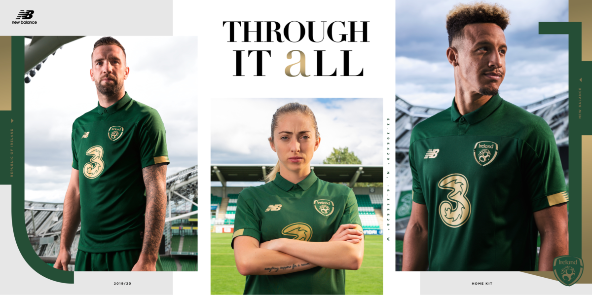 new ireland kit