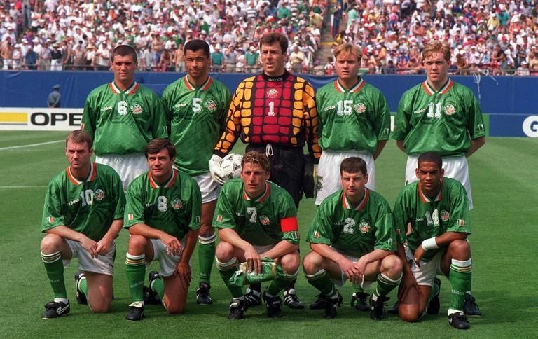 Ireland Italy Giants Stadium