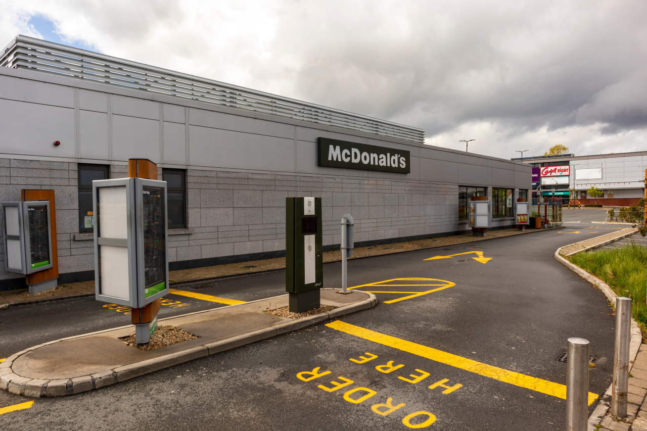 McDonald's will look radically different when it opens