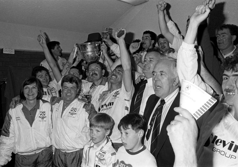 1990 FAI Cup Final