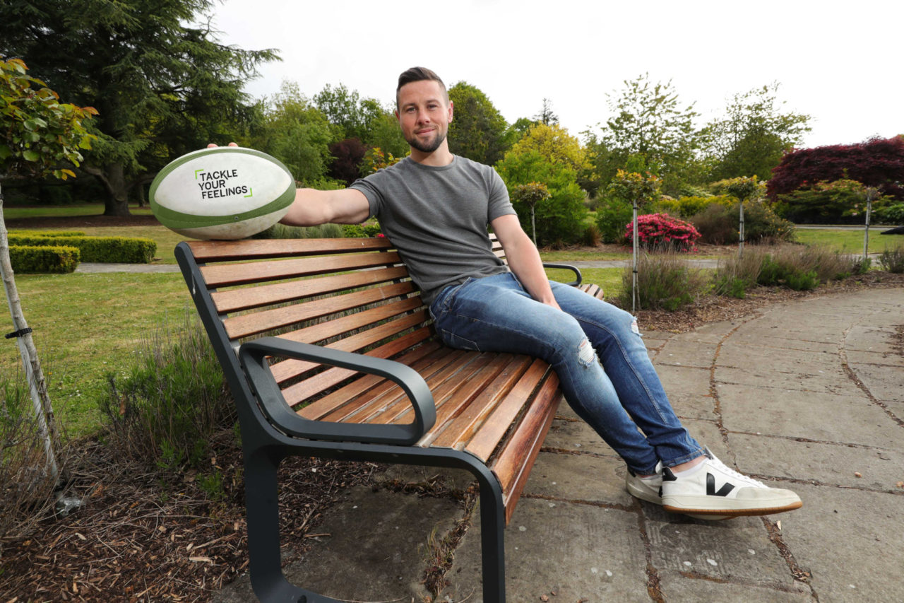 Ulster and Ireland player John Cooney discusses the mentality which has turned him into an international player