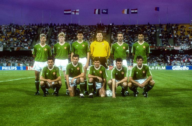 Ireland V England