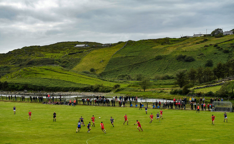 kilcar gaa pitch pictures