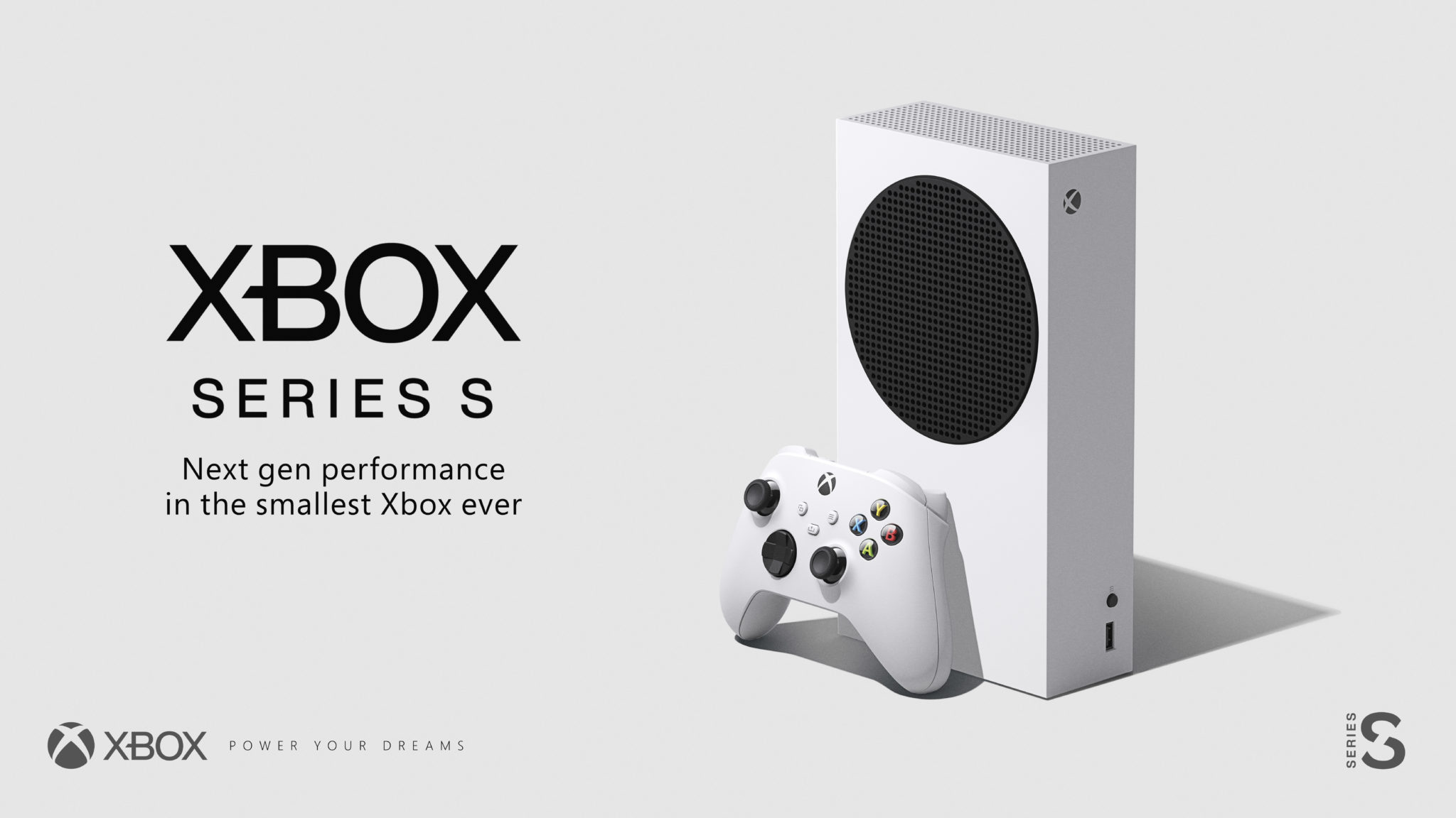 preorder the xbox series s