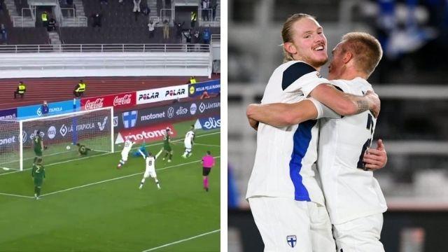 finland vs ireland highlights