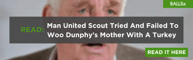 Eamon Dunphy