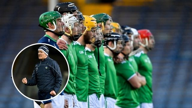 john kiely limerick offended 10 players stay home