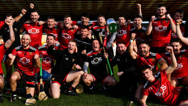 eoghan sands down hurlers christy ring cup final 2020