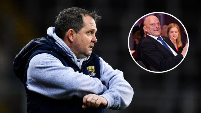 davy fitzgerald wexford ger loughnane