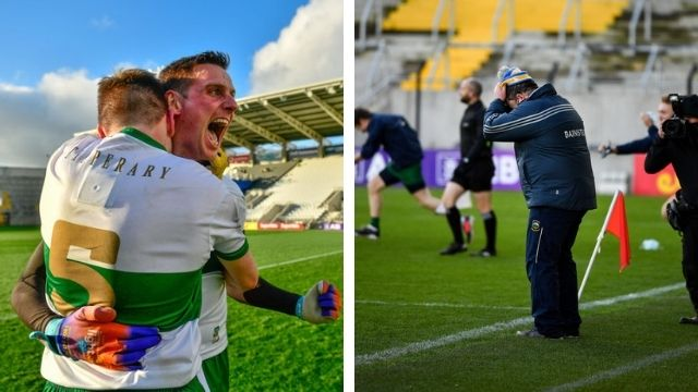 pictures tippeary munster football final celebrations